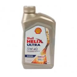 Масло Shell Helix Дизель ultra 5W40 CF (1л)